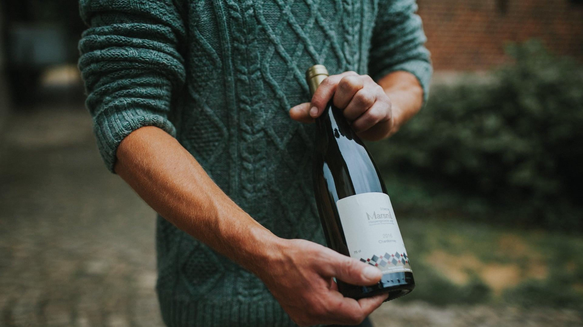 Onze wijn - Domein Marsnil