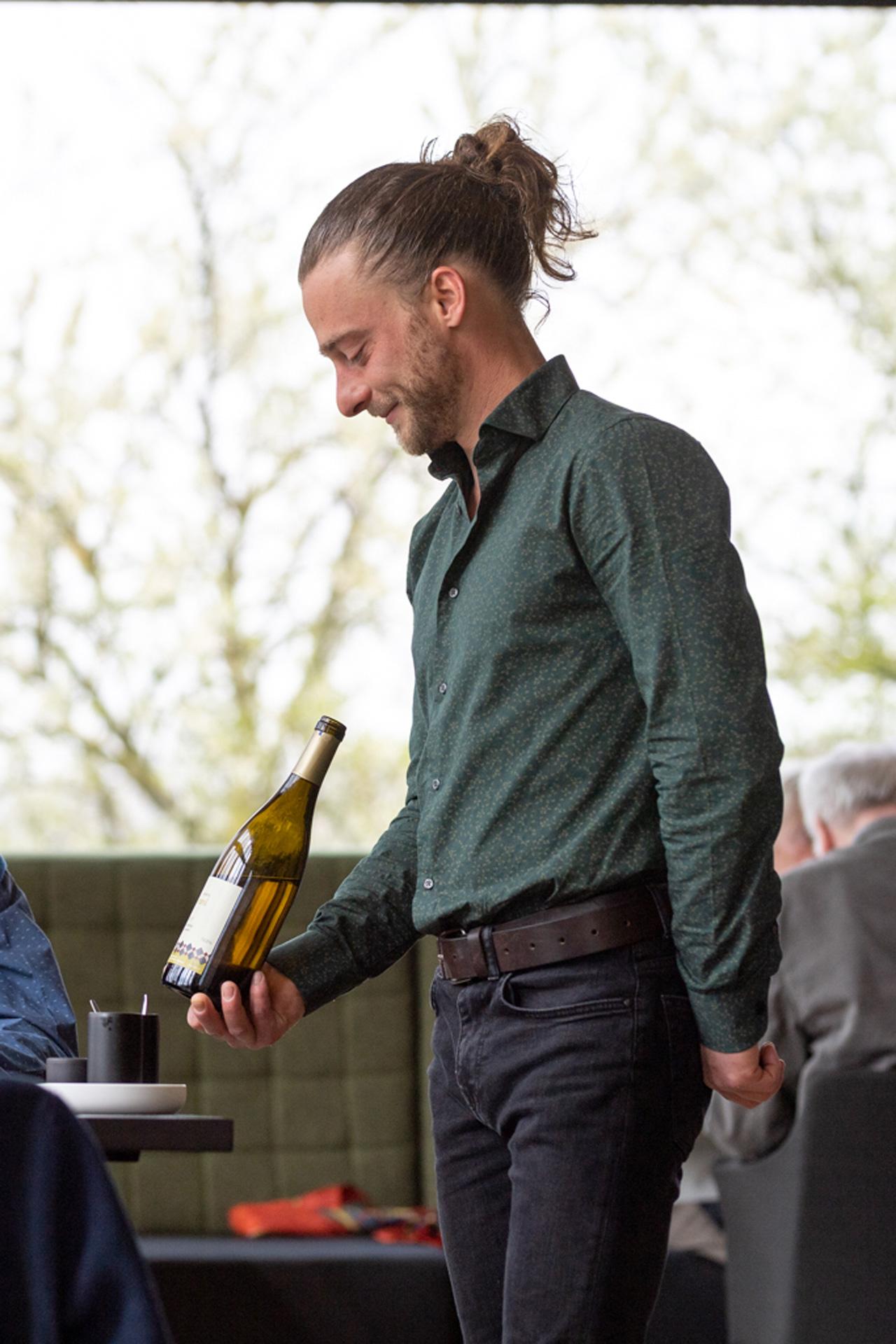 Onze wijnen - Domein Marsnil