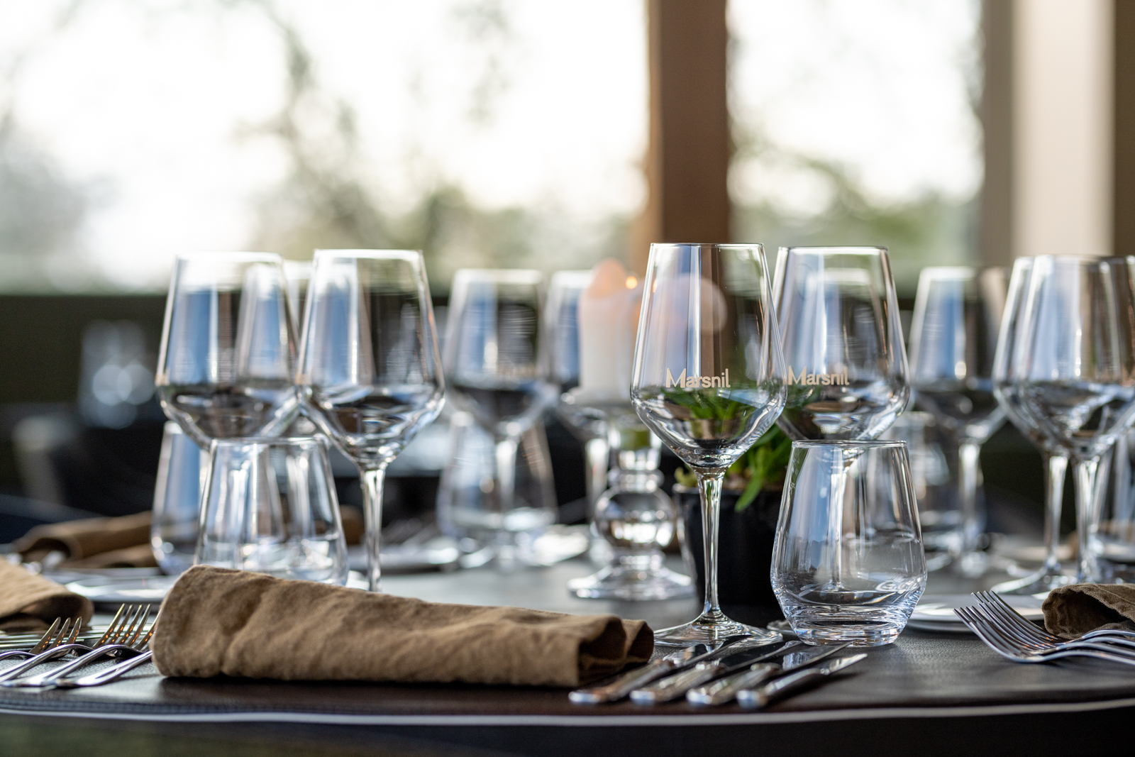 Restaurant - Domein Marsnil